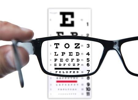 Eye Exam, Vision Test · NYC Eye Doctor